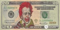 Money Is Way Cooler When Historic Figures Are Turned Into Famous People
