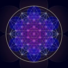 "@resonanceproject's photo: ""Any 2D version of the #FlowerofLife is simply a flattened version of what is a 3 dimensional structure. If you put spheres around each of the tetrahedra of a 64 #tetrahedron grid, you get a 3D Flower of Life. #NassimHaramein has been working with #sacredgeometry & the flower of life for almost 3 decades and has recently written profound equations that show how the flower of life pattern is central to understanding the #structure of #space and even in understanding…"