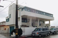 Lovell Beach House by Rudolph Schindler
