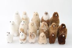 The fluffiest toys we have ever felt!