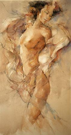 Gary Benfield , el artista que creó un sentido más en la pintura: imagen -sueño. Nació en Inglaterra , Birmingham,en 1965. Después d...
