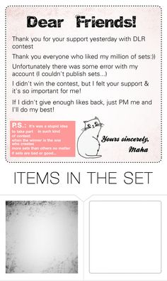"""""""THANK YOU ALL FOR SUPPORT!"""" by mahafromkailash ❤ liked on Polyvore featuring art"""