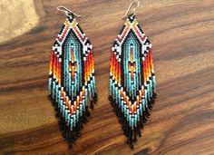 Calm Spirit Earrings by wildmintjewelry on Etsy, $65.00