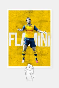Flamini - Mr. Yellow Card