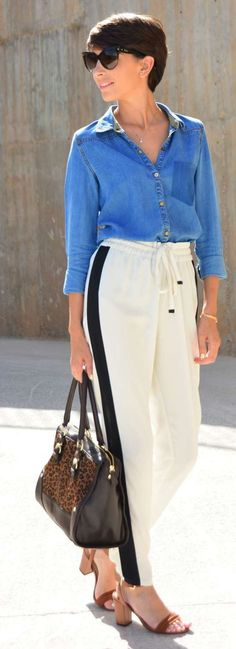 Sporty Comfy Outfit Idea by Divina Se Nace