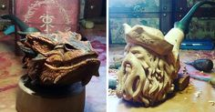 When A Sculptor Makes Pipes | Bored Panda