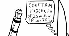 Apple has no more iPhone 7 Plus devices to sell. Where did they go?
