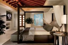 Canopy-Bed-Ideas-That-Delights-Your-Room13 Canopy Bed Ideas That Delight Your Room
