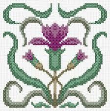 art deco cross stitch - Google Search                                                                                                                                                                                 More