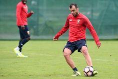 Genoa si avvicina la sfida con la Juve: le ultime notizie