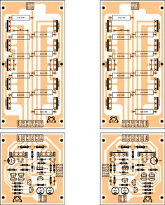 me ~ Amplificador Zener Stereo de Electronics Projects, Electronic Circuit Projects, Electronics Basics, Electronics Components, Circuit Board Design, Car Audio Amplifier, Wireless Speakers, Electronic Schematics, Bass Amps