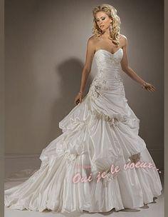 Oui je le voeux - Modèles robes de marie catalogue