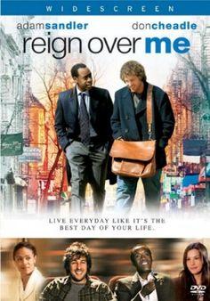 Meilė stipresnė už mane / Reign Over Me (2007)