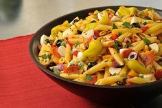 Is our Zesty French Dressing one of your faves? Get the best of both worlds for National Pasta Month!