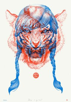 Illustrations and T-Shirt Designs from Valistika