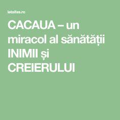CACAUA – un miracol al sănătății INIMII și CREIERULUI Nintendo Switch, Logos, Logo