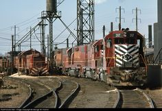 RailPictures.Net Photo: LV 317 Lehigh Valley EMD GP38-2 at Newark, New Jersey by…