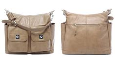 See what Review Zoo had to say about our Ella Duo leather nappy bag. #leathernappybag