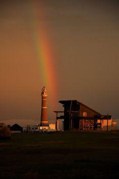 Arco Iris en Cabo Polonio - Uruguay