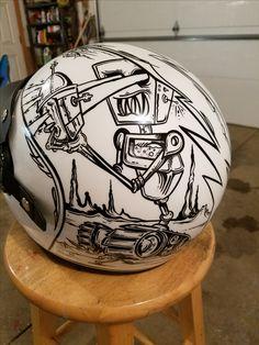 Robot lids by Atomic