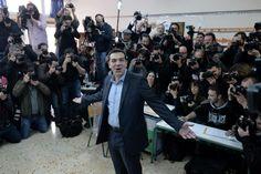 Nas urnas, população grega disse não à política de austeridade fiscal imposta pela Europa