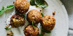Indian vegetable bal