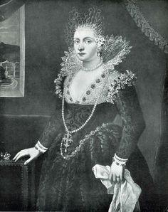 Starlight Masquerade Domenico Robusti Tintoretto Portrait of a Lady