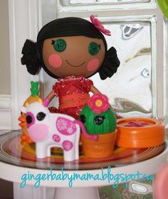 GingerBabyMama: LalaLoopsy Birthday Party!