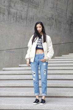 69 ideas for fashion korean street seoul cute girls Seoul Fashion, Tokyo Fashion, Korea Fashion, Asian Fashion, Girl Fashion, Fashion Outfits, Ladies Fashion, Fashion Styles, Asian Street Style