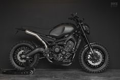 An exclusive first look at the latest Yamaha Yard Built custom, an XSR900 by Wrenchmonkees.