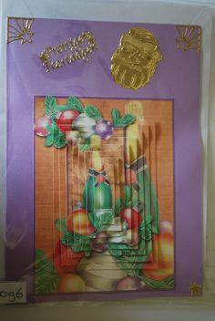 0096, champagne en ornamenten