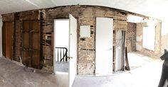 Renovation vistas #behindthewalls  #renovationrealities