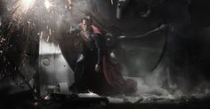 "Relive the history of Superman from his early conception as a villain to the franchise reboot, ""Man of Steel,"" scheduled to hit theaters on June 14.."