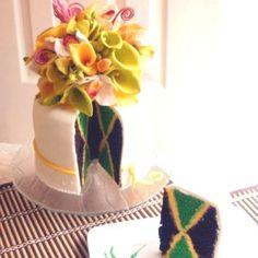 Jamaican cake.
