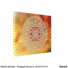 Shop Nebula Mandala - Wrapped Canvas created by GRAPHICSITE. Yoga Day, Yoga Motivation, Cherished Memories, Color Effect, Vacation Pictures, Mandala Design, Beautiful Moments, 4th Of July, Family Photos