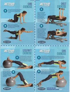 Fitness Workouts workout work out