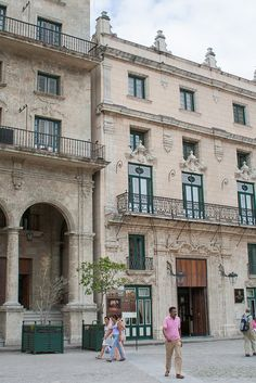 Old Havana, Cuba by abaesel, via Flickr
