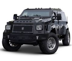 Conquest Knight XV...the Hummer has nothing on this bad boy.