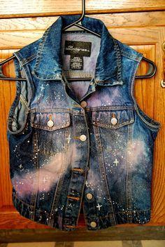Galaxy Jacket Vest
