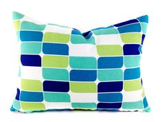 SALE Outdoor Lumbar Pillow Covers Decorative by MyPillowStudio