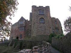 Tamworth Castle, Staffordshire , England