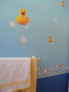 Download Rubber Duck Pattern stock photo. Image of duck, wallpaper -  14359058