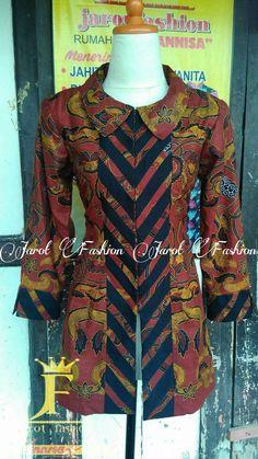 Ideas Fashion Hijab Rok Hitam For 2019 Summer Fashion Outfits, Boho Outfits, Trendy Outfits, Trendy Fashion, Fashion Dresses, Casual Dresses, Blouse Batik, Batik Dress, Blouse Dress