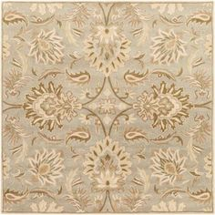 Art of Knot Vitrolles Area Rug, Gray