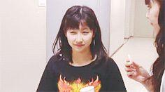 モーニング娘。'14 - 佐藤優樹 Sato Masaki、道重さゆみ Michishige Sayumi :GIF