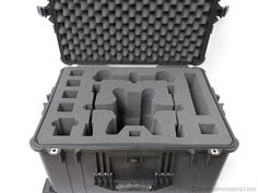 Yuneec Typhoon H Drone Foam Insert for Pelican Case 1620 (Foam Only)