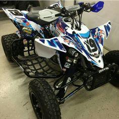 Quad Bike, Atv Quad, Velentino Rossi, Bike Motor, Atv Motocross, Custom Street Bikes, Sand Toys, Pit Bike, Snow Fun