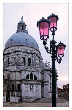Santa Maria della Salute, Venice Italy