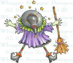 Splat! - Halloween Images - Halloween - Rubber Stamps - Shop