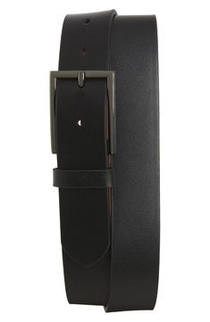 Free shipping and returns on Victor Leather Belt at Nordstrom.com. A sleek leather belt with a palladium-toned pin buckle freshens up any sharp ensemble with clean, modern simplicity. Construction Design, Hard Wear, Normal Wear And Tear, Anniversary Sale, Leather Belts, Man Shop, Bags, Accessories
